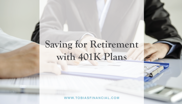 Saving for Retirement with 401K Plans