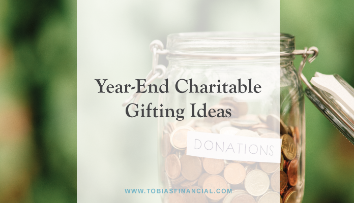 Year-End Charitable Gifting Ideas