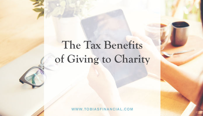 The Tax Benefits of Giving to Charity