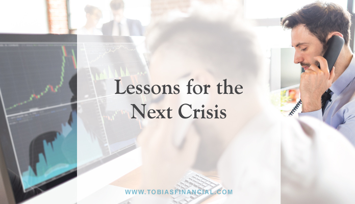 Lessons for the Next Crisis