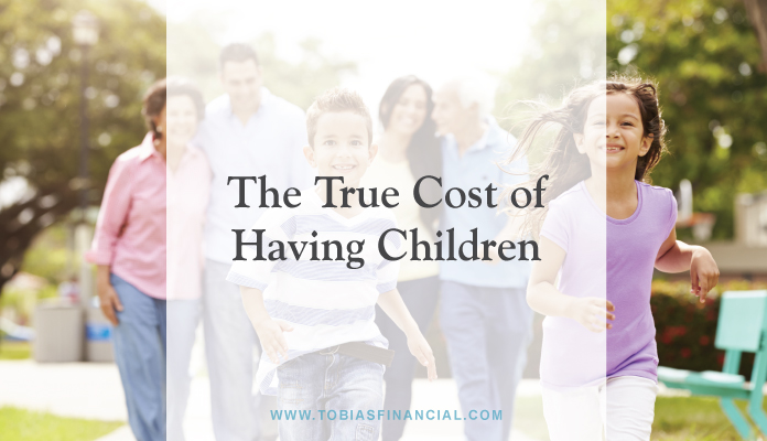 The True Financial Cost of Having Children