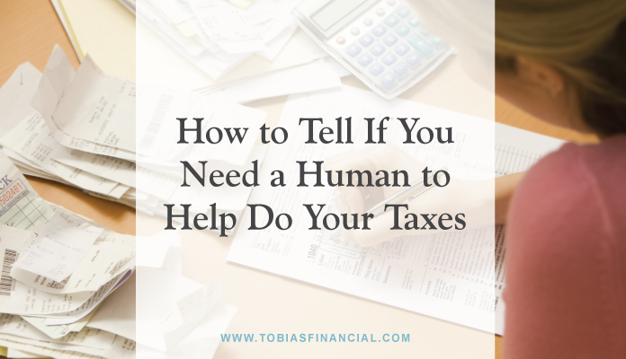 How to Tell If You Need a Human to Help Do Your Taxes