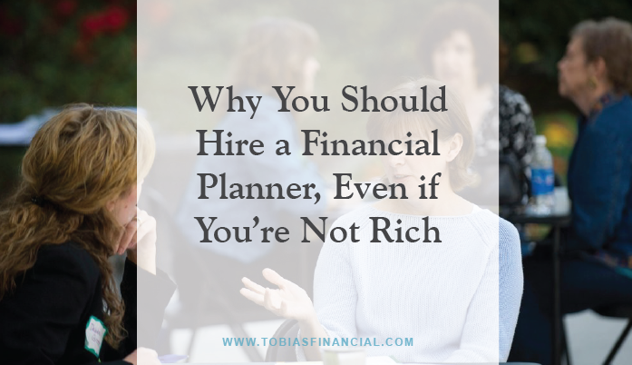 In the News: Why You Should Hire a Financial Planner, Even if You're Not Rich
