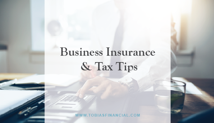 Business Insurance & Tax Tips