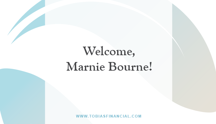 Welcome, Marnie!
