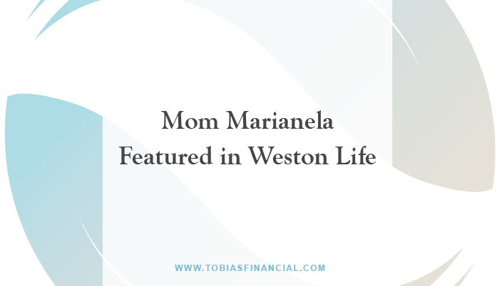 Mom Marianela Featured in Weston Life