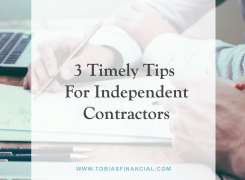 3 Timely Tips For Independent Contractors