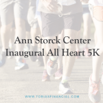 Ann Storck Center Inaugural All Heart 5K
