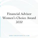 Financial Advisor Women's Choice Award 2020