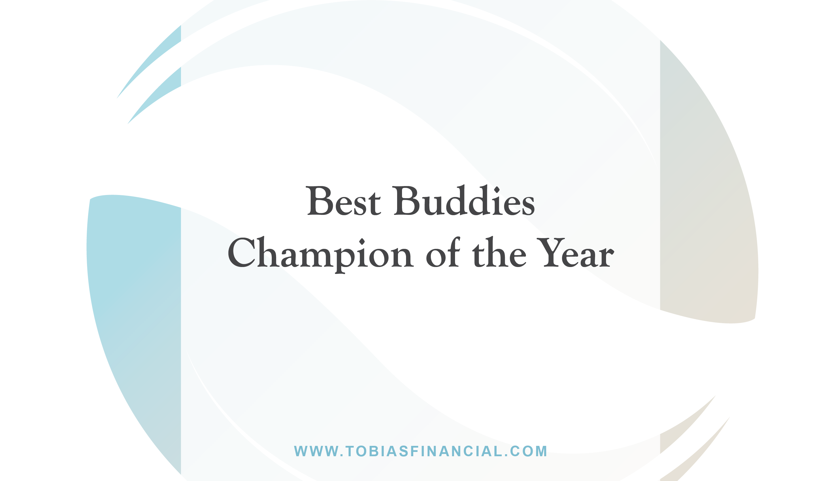 Best Buddies Champion of the Year