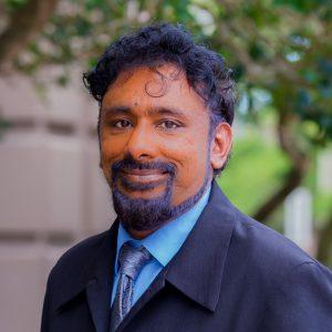 Headshot of Ramesh Narine