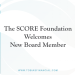 The SCORE Foundation Welcomes New Board Member
