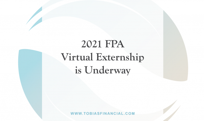 2021 FPA Virtual Externship is Underway