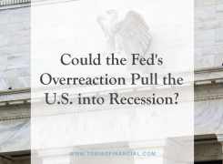 Could the Fed's Overreaction Pull the U.S. into Recession?