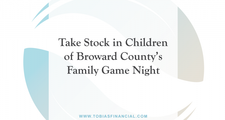 Take Stock in Children of Broward County's Family Game Night