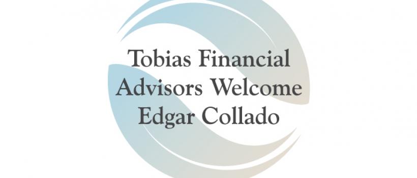Welcome Edgar Collado